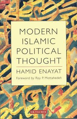 bokomslag Modern Islamic Political Thought