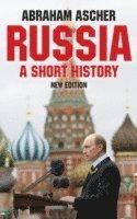 bokomslag Russia - a short history