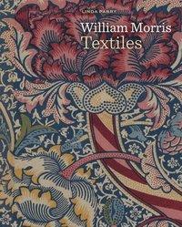 bokomslag William Morris Textiles