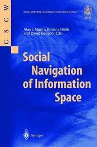 bokomslag Social Navigation of Information Space