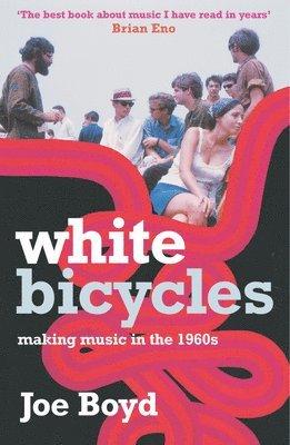 bokomslag White Bicycles