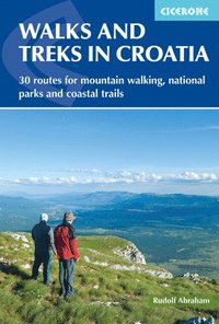 bokomslag Walks and Treks in Croatia