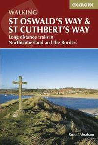 bokomslag St Oswald's Way and St Cuthbert's Way