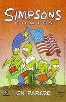 bokomslag Simpsons comics on parade