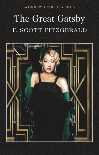 bokomslag The Great Gatsby