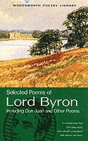 bokomslag Selected poems of lord byron - including don juan and other poems