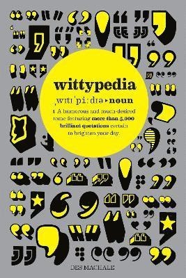 bokomslag Wittypedia