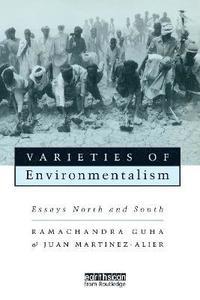bokomslag Varieties of Environmentalism