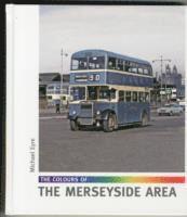 bokomslag The Colours of the Merseyside Area