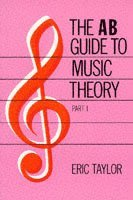 bokomslag The AB Guide to Music Theory, Part I