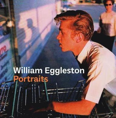 bokomslag William eggleston portraits