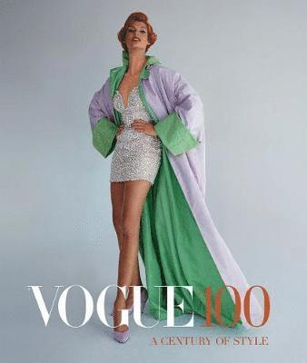 bokomslag Vogue 100: A Century of Style