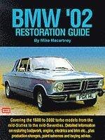 bokomslag BMW '02 Restoration Guide
