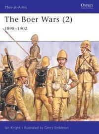 bokomslag The Boer Wars: v. 2 1898-1902