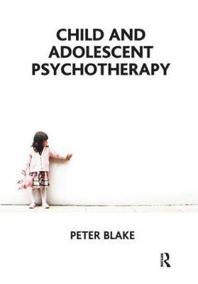 bokomslag Child and Adolescent Psychotherapy