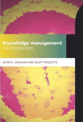 bokomslag Knowledge Management