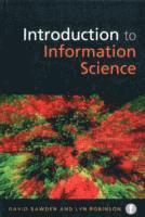 bokomslag Introduction to Information Science