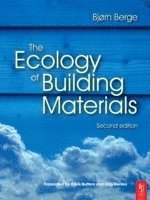 bokomslag The Ecology of Building Materials 2nd Edition