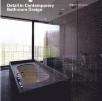 bokomslag Detail in Contemporary Bathroom Design