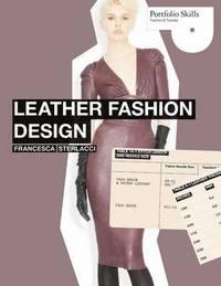 bokomslag Leather Fashion Design