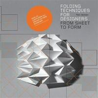 bokomslag Folding Techniques for Designers: From Sheet to Form - With CDROM