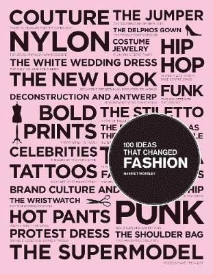 bokomslag 100 Ideas that Changed Fashion