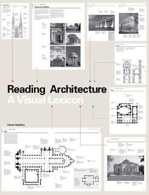 bokomslag Reading Architecture: A Visual Lexicon