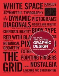 bokomslag 100 ideas that changed graphic design