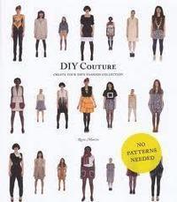 bokomslag Diy couture