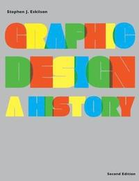 bokomslag Graphic Design: A History 2nd Edition Paperback