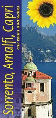 bokomslag Sorrento, Amalfi Coast and Capri