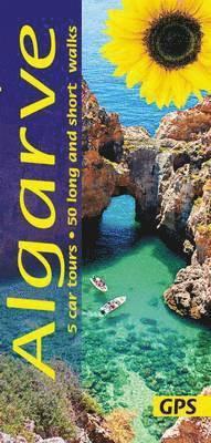 bokomslag Algarve: 5 Car Tours, 50 Long and Short Walks