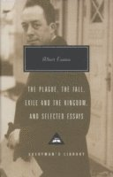 bokomslag Plague, Fall, Exile And The Kingdom And Selected Essays