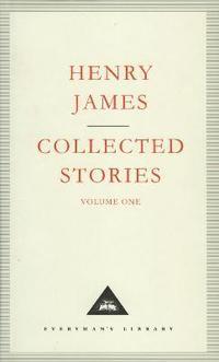 bokomslag Henry James Collected Stories Vol1