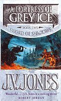 bokomslag A Fortress Of Grey Ice: Book 2 of the Sword of Shadows