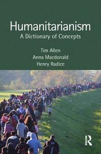 bokomslag Humanitarianism