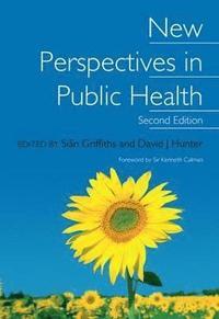 bokomslag New Perspectives in Public Health