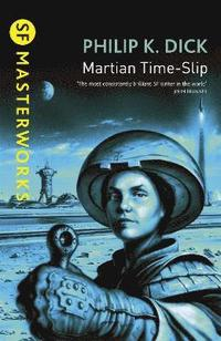 bokomslag Martian Time-Slip