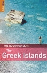 bokomslag The Rough Guide to Greek Islands