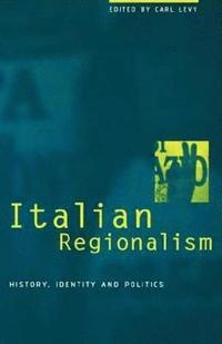 bokomslag Italian Regionalism