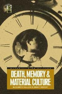 bokomslag Death, Memory and Material Culture