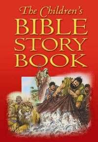 bokomslag The Children's Bible Story Book