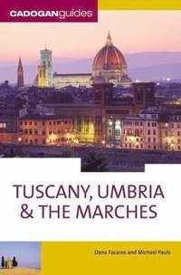 bokomslag Tuscany Umbria and the Marches