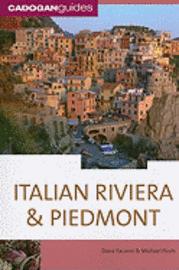 bokomslag Italian Riviera and Piedmont