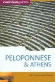 bokomslag Peloponnese and Athens