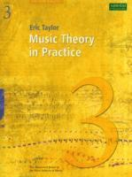 bokomslag Music theory in practice, grade 3