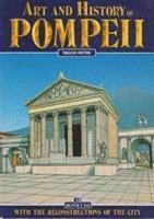 bokomslag Art and History of Pompeii