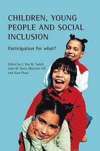 bokomslag Children, young people and social inclusion