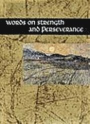 bokomslag Words on Strength and Perseverance