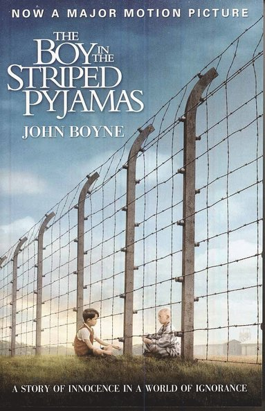 bokomslag Boy in the striped pyjamas ; film tie-in